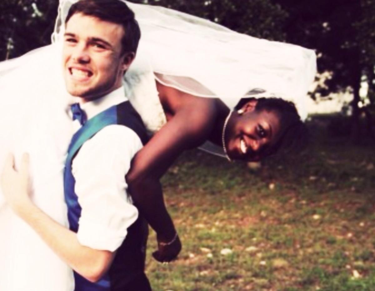 White girl guide to dating black man